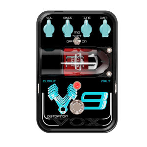 VOX-Tone-Garage-V8-Distortion-stompbox