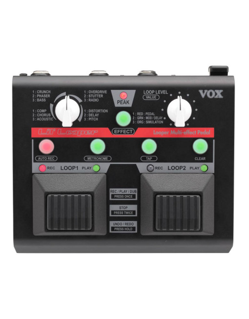 Vox-Lil-Looper-multi-effectpedaal