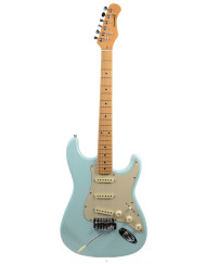 Stagg-S-Serie-Vintage-GT-F-Sonic-BLue