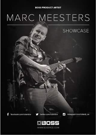 marc meesters - showcase - boss