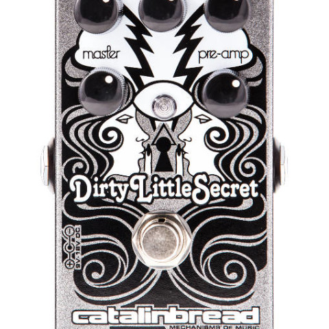 catalinbread dirty little secret effectpedaal