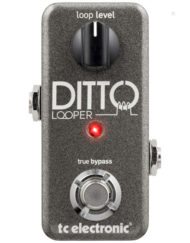 ditto looper front - tc electronic