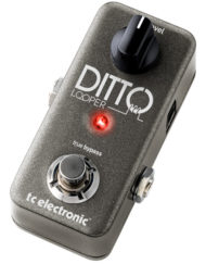 ditto looper perpective - tc electronic