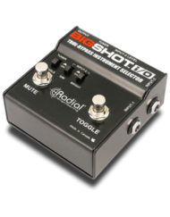 radial bigshot io switch - guitarshop apeldoorn